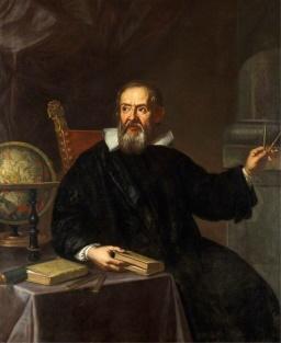 Olasz fizikus Galileo