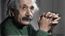 Albert Einstein fizikus