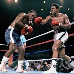 Nehézsúlyú ökölvívó bajnok Muhammad Ali kép