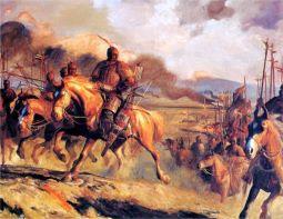Wei Qing Han kínai hős